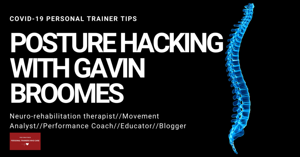 Posture Hacking with Gavin Broomes